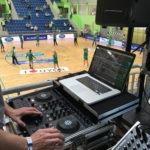 Török Bódog Magyar Kupa – Női kézilabda – Sportrendezvény DJ